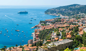 france-south-mediterranean-coast-panorama