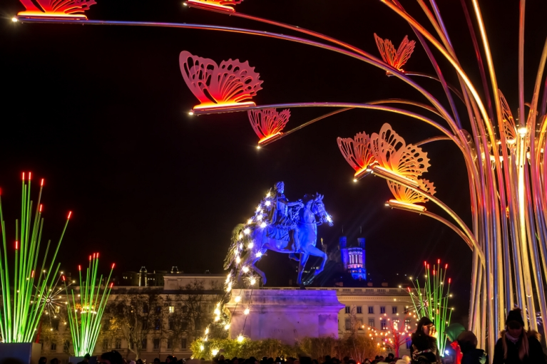 Festival of Light | Lyon, France