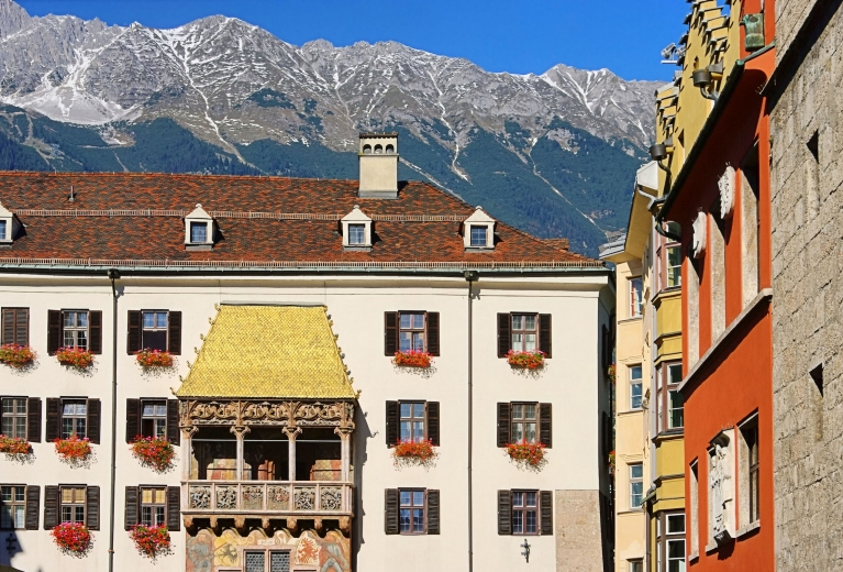 Houses in Innsbruck