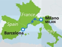 map-route-barcelona-milan