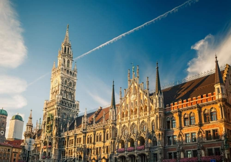 Town Hall, Munich