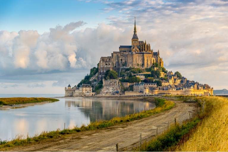 france-normandy-mont-st-michel