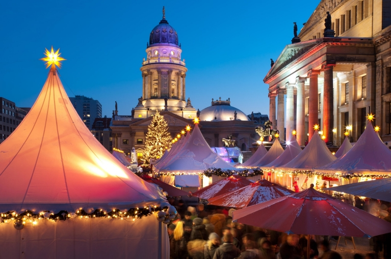 Christmas markets in Berlin