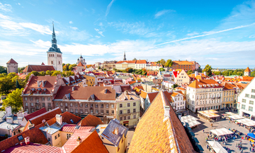 The Old Town of Tallinn
