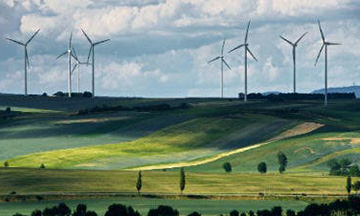 austria-mistelbach-fields-with-windmills
